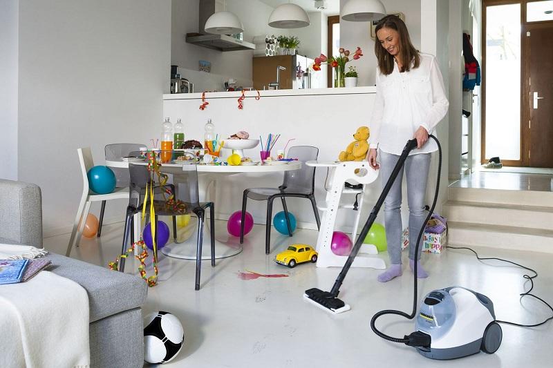 Правила уборки дома