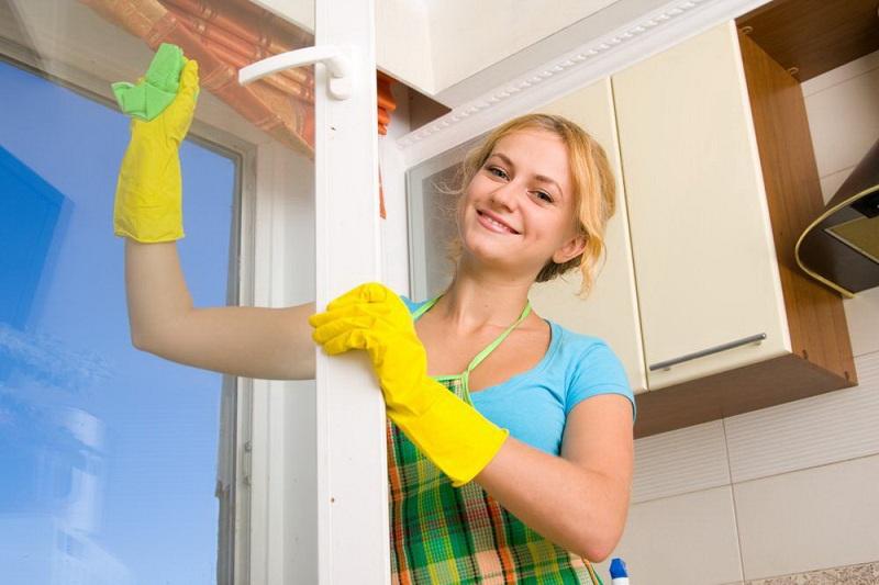 Как правильно провести уборку дома
