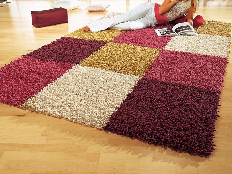 Преимущества химчистки ковров