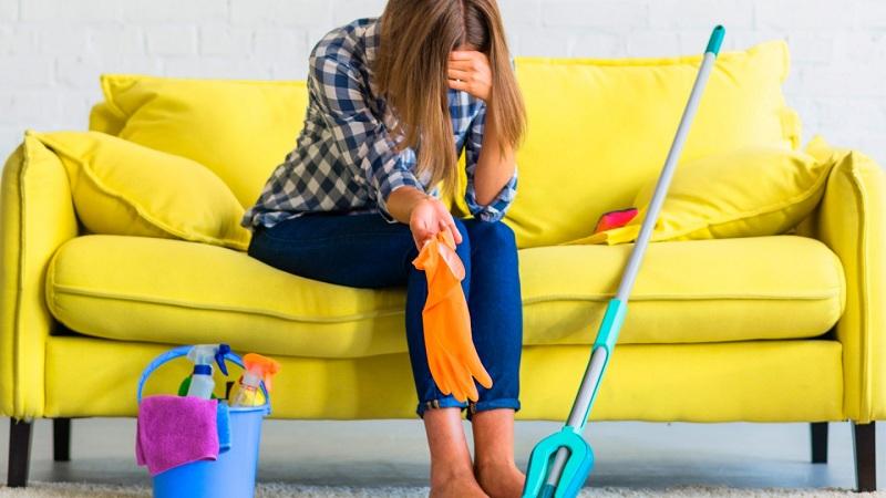 Уборка дома самостоятельно или силами клининговой компании