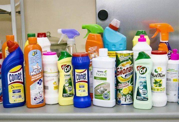 В чем отличие распространенных бытовых чистящих химсредств и составов для профессионального использования?